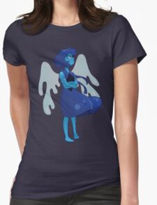 Lapis Lazuli Womens Fitted T-Shirt