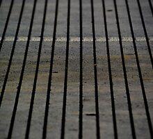 One white stripe by David Mellor