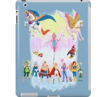 Rebels: Credited And Wave 1 Plus by Kevenn T. Smith iPad Case/Skin