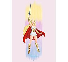 The Light of the Valkyrie's Hope by Kevenn T. Smith Photographic Print