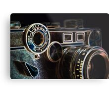 Argus C3 Nightglow Metal Print