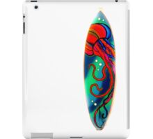 Jelly Fish Surfboard 1 iPad Case/Skin