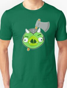 Angry Birds Vs. Gamorreans Unisex T-Shirt