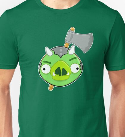Angry Birds Vs. Gamorreans Unisex T-Shirt