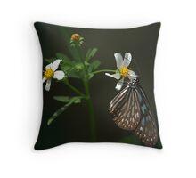nectar-hungry II Throw Pillow