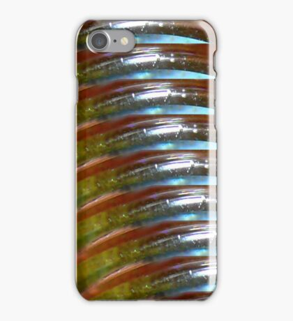 Spinning Vortex ~ Macro Abstracts iPhone Case/Skin