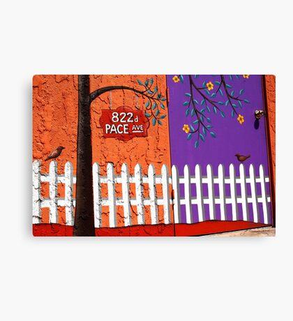 822 Pace Avenue Canvas Print
