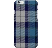 00368 Arran District Tartan  iPhone Case/Skin