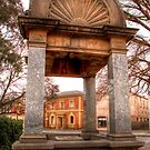 The Patterson Memorial Drinking Fountain by Lynden
