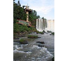 Iguazu Falls, Brazil, South America Photographic Print