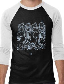 FINAL FANTASY® XV ~ CAST Men's Baseball ¾ T-Shirt