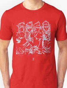 FINAL FANTASY XV ~ CAST Unisex T-Shirt