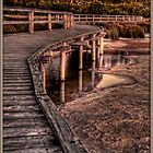 Boardwalk by Peter Rattigan