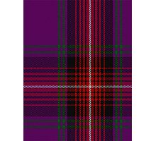 00369 Arran Fashion Tartan  Photographic Print