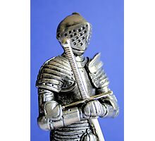tin man Photographic Print