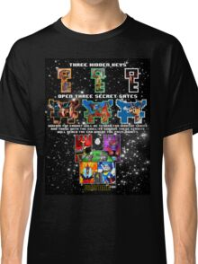 Anorak's Invitation - Ready Player One Classic T-Shirt