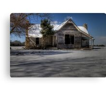 Ghost in this House Canvas Print