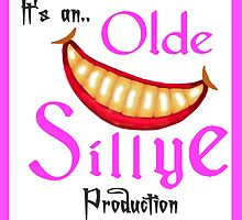 Olde Sillye logo large by Marc Grossberg