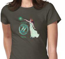Ozma of Oz by Kevenn T. Smith Womens Fitted T-Shirt