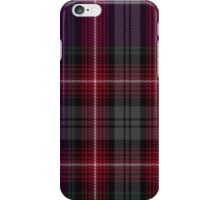 00370 Isle of Arran Fashion Tartan  iPhone Case/Skin