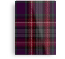 00370 Isle of Arran Fashion Tartan  Metal Print