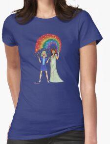 Dorothy and Ozma by Kevenn T. Smith T-Shirt