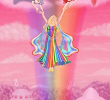 The Ascension of Polychrome by Kevenn T. Smith by KevennTSmith
