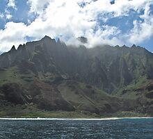 Na Pali Coast, Kauai by HanieBCreations