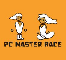 His and Her PCMR - PC Gaming Master Race T-Shirt