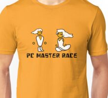 His and Her PCMR - PC Gaming Master Race Unisex T-Shirt