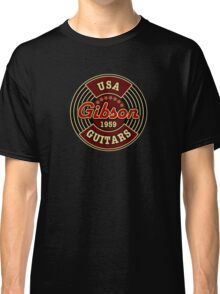 Vintage Gibson Guitars 1959 Classic T-Shirt