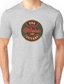 Vintage Gibson Guitars 1959 Unisex T-Shirt