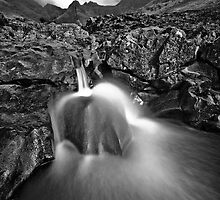 Fairy pools; Isle of Skye by Shaun Whiteman