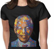 Mandela as Tshirt Womens Fitted T-Shirt