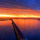 Narrabeen baths by donnnnnny