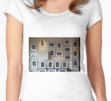 Exhibition 2 Women's Fitted Scoop T-Shirt