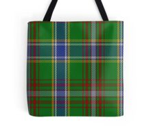 00372 Currie of Arran Clan/Family Tartan  Tote Bag