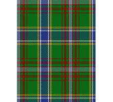 00372 Currie of Arran Clan/Family Tartan  Photographic Print