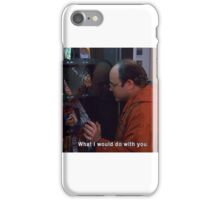 george iPhone Case/Skin