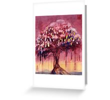 Prayer Tree II Greeting Card