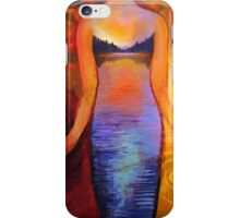 Evening Gown iPhone Case/Skin