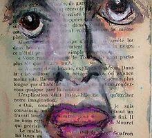 Face, Bernard Lacoque-74  by ArtLacoque
