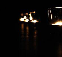 'lights in the night' by Luke Weinel