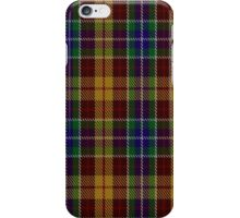 00373 Isle of Arran Personal Tartan  iPhone Case/Skin
