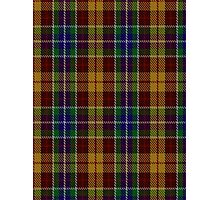 00373 Isle of Arran Tartan  Photographic Print