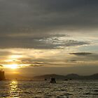 Victoria Harbour, Hong Kong by robigeehk