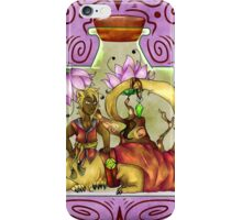 Mongoose Guardian  iPhone Case/Skin