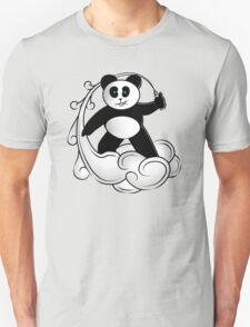 Vape Panda II Unisex T-Shirt