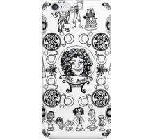 Haunted Who iPhone Case/Skin