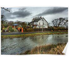 Creekside Cottage. Poster